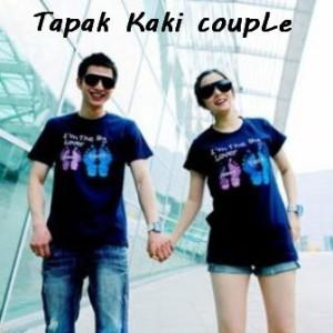 Baju Couple Terkini Kaos Couple Serasi Nevi Donker Tokopedia
