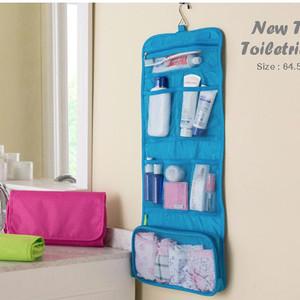 Toiletries Waterproof Organizer Bag Perlengkapan Alat Mandi Kosmetik Tokopedia