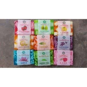 Bali Alus Natural Scrub Soap