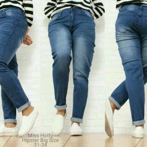 Celana Jeans Wanita Hipster Tokopedia