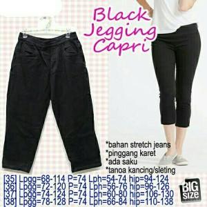 Capri Black Harga Promo Tokopedia