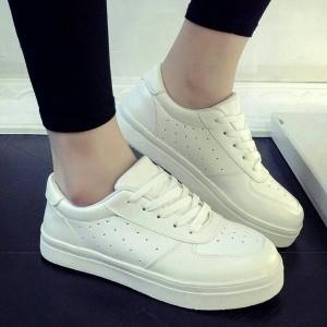 Sepatu Kets Wanita Putih Tokopedia