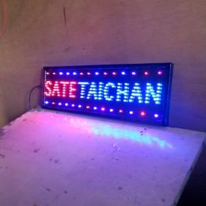 Tulisan Lampu Led Led Sign Service Hp Tokopedia
