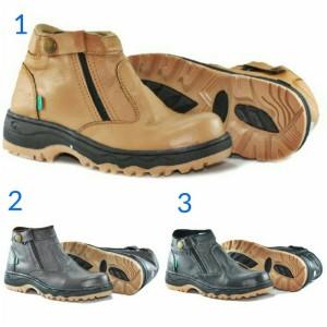 Sepatu Safety Shoes Kickers Tokopedia