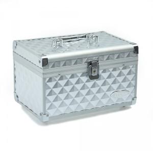 Jual Kotak Kosmetik Artis Koper Box Kosmetik Tempat Kosmetik Hitam Limited Tokopedia