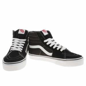 Jual Sepatu Boot Vans Black   White SK8-HI Grade Ori Size 36 - 43 59d050f6e4