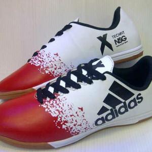 Jual Bonus Kaos Kaki Grade Ori !!! Adidas X Futsal Merah Putih Sol Kareett e38093c2759c3