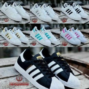 Sepatu Adidas Superstar Woman Tokopedia