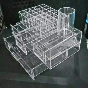 Akrilik Acrylic Organizer Kosmetik Tokopedia