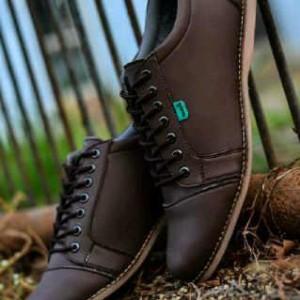 Sepatu Casual Pria Kickers Shaka Tokopedia