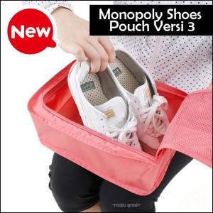 Tas Sepatu Monopoly Tokopedia