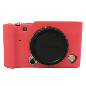 Rajawali Silicone Case For Fujifilm X A2x A1x M1 Hot Pink Tokopedia