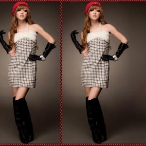 701 Baju Pesta Import Dress Wanita Dress Pesta Gaun Fashion Import ... 291e82c6ae