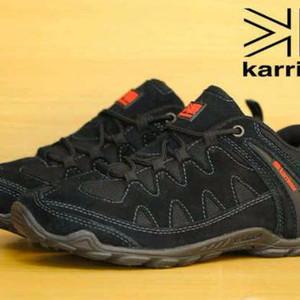 Sepatu Casual Karrimor Warna Hitam Grosiran Sepatu Outdoor Tokopedia