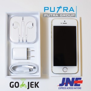 Iphone 5s 16 Gb Gold Grey Silver Mulus Japan Fullset Box Oem Tokopedia