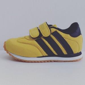 Adidas Kids Sepatu Sekolah Anak Hitam Full Black Sneaker Anak Laki Laki Perempuan Size 33 37 Tokopedia