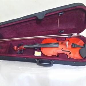 Jual Terbaru Biola Vienna Violin 44 Komplit