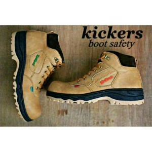 Sepatu Kickers Boots Pria Tokopedia