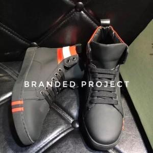 Sepatu Boot Bally Sepatu Cowok Sepatu Kulit Tokopedia