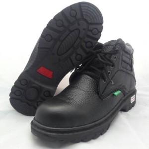 Sepatu Boot Safety Kulit Tokopedia