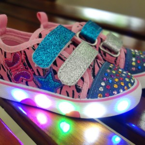 Sepatu Anak Perempuan Kipper Type Riana Pink Sz26 30 Tokopedia