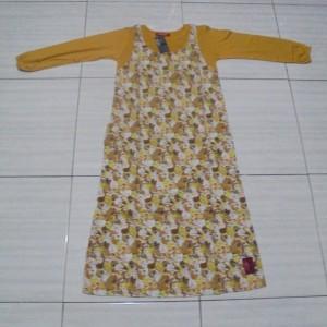 GAMIS Anak Oka Oke Size 8 Kaos Katun Combed