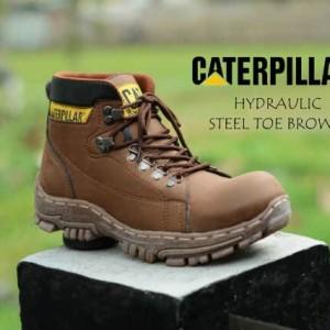 Sepatu Caterpillar Hidraulic Safety Boots Tokopedia