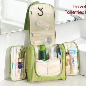 Tas Travel Perlengkapan Mandi Kosmetik Tas Organizer Tas Penyimpanan Tokopedia