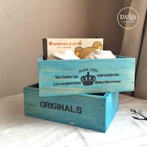Tempat Penyimpanan Kotak Organizer Tempat Kosmetik Kayu Diy Large Tokopedia