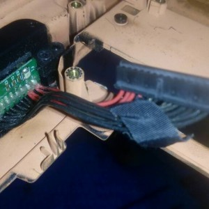 battery port, baterai socket laptop toshiba m300