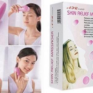 Skin Relief Massager Pemijat Wajah Tokopedia