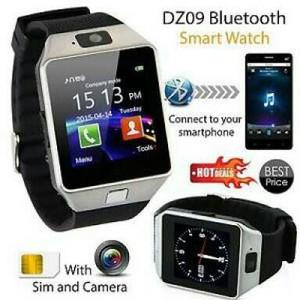 Jam Hp Kamera Smart Watch U9 Smart Watch Dz09 Suport Sim Card Tokopedia