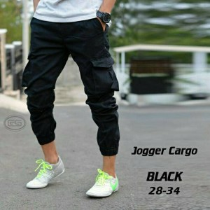 Celana Cargo Jogger Celana Jogger Premium Tokopedia