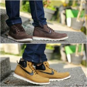 Jual Nike Boots SB Sepatu Pria Kulit Import Vietnam Toko Grosir Murah d707c1484a