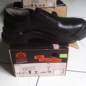 Sepatu Safety Merk King Tokopedia