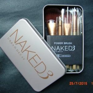 Pc Make Up Brush Kuas Make Up 20 Set Kosmetik Brush Set Tokopedia