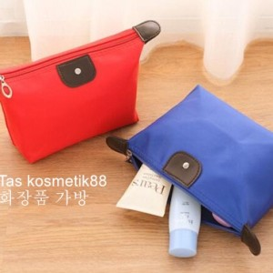 Terlaris Pouch Dompet Tas Kosmetik Make Up Organiser Tokopedia