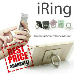 Iring Mount For All Smartphone Stand Hp Tokopedia