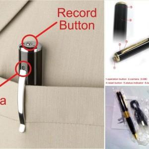 Pen Cam Kamera Bolpoin Tokopedia