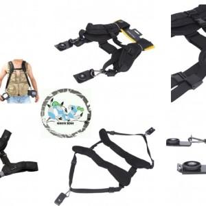 Tali Kamera / Shoulder Neck Strap Belt for DSLR Camera
