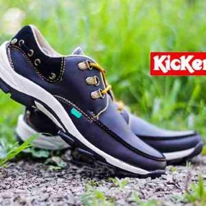 Sepatu Casual Pria Kickers Crocodile Tokopedia