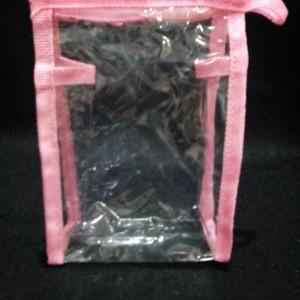 Terbaru Kosmetik Pouch Tas Kosmetik Dompet Kosmetik Murah Merah Tokopedia