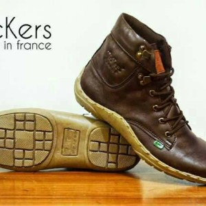 Jual FREE ONGKIR ! Sepatu lebaran pria casual santai kickers grade ori 76d3e96f67