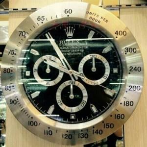 Jam Dinding Rolex Daytona Tokopedia
