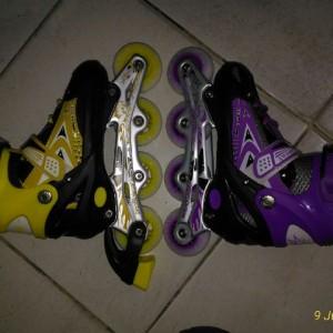 Sepatu Roda Power Tokopedia