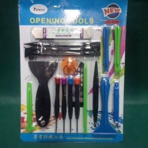 Obeng Set Iphone Tool Set Service Hp Smartphone Satu Set Tokopedia