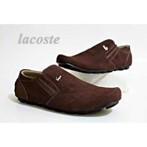 Produk Sepatu Casual Lacoste Asli Kulit - Harga Bersatu webid 89e9637f19