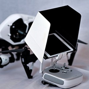 Sun Hood Dji Phantom 3 4 Inspire For Smart Phone Tokopedia