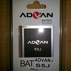 Jual BATERAI/BATTERY/BATERY ADVAN S5J ORI 99% PP