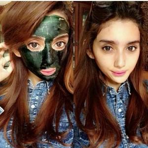 Tiens Masker Spirulina Pemutih Wajah Paket Promo Banting Harga 50 Kapsul Gratis Perlengkapan Masker Kartu Diskon